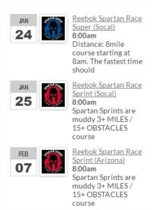 Liste d'événements - Calendarize It